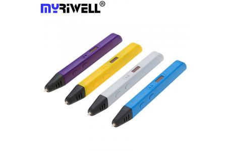 Обзор 3D ручка MyRiwell V4 (RP800A)