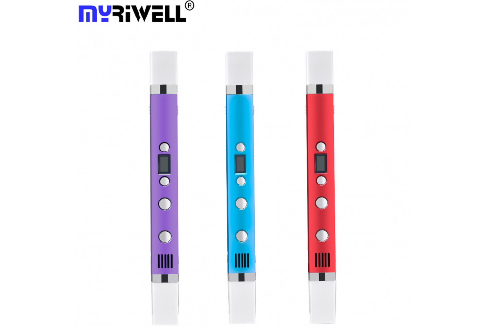Обзор 3D ручка MyRiwell RP100C