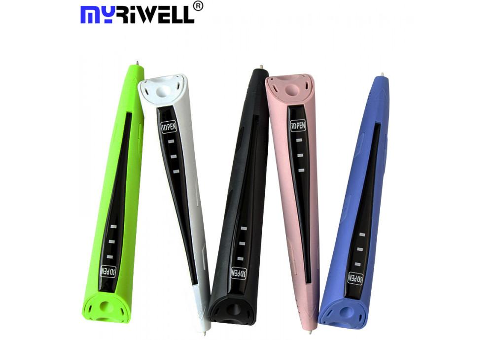 Обзор 3D ручка MyRiwell V5