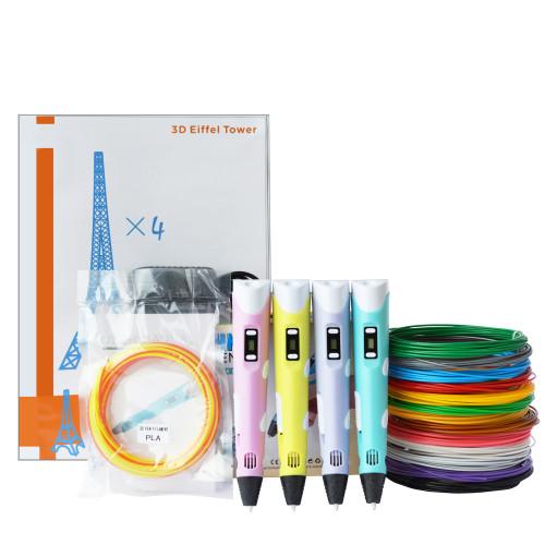 3D Ручка 3D Pen (RP-100B) PRO