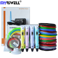 3D Ручка MyRiwell 2 (LCD) VIP