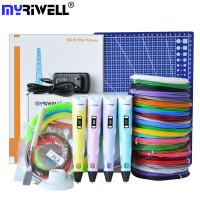 3D Ручка MyRiwell 2 (LCD) MAXIMUM