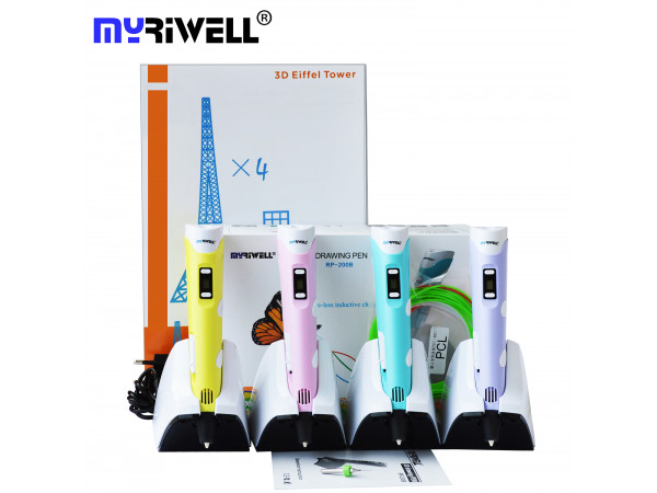 3D ручка MyRiwell Stereo Drawing (RP-200B)
