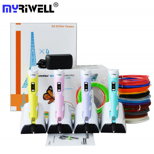 3D ручка MyRiwell Stereo Drawing (RP-200B) PRO