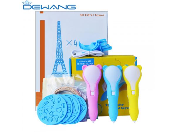 3D Ручка Dewang D8 Bear