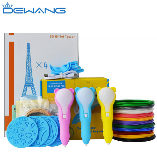 3D Ручка Dewang D8 Bear PRO