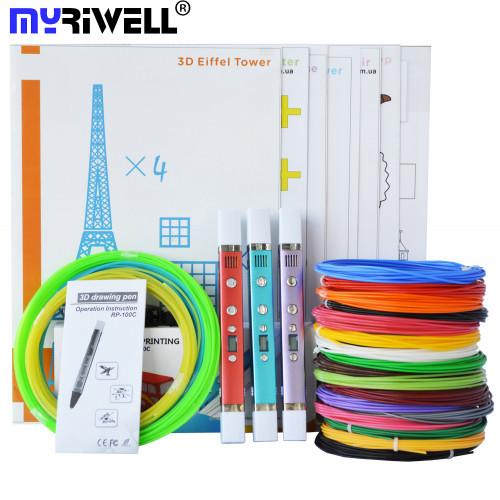3D Ручка MyRiwell RP-100C VIP