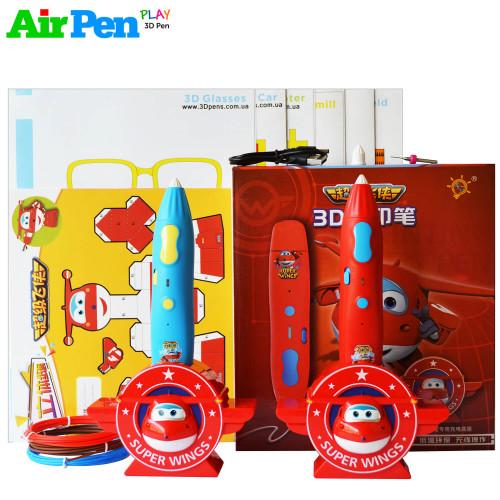 3D Ручка Air Pen Super Wings