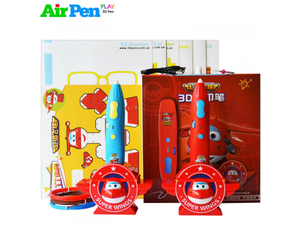 3D Ручка Air Pen Super Wings