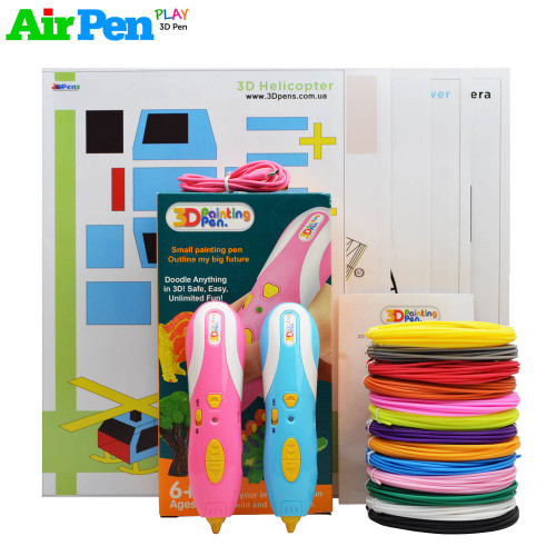 3D Ручка Air Pen Mini Painting Pen VIP