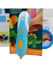 3D Ручка Air Pen Mini Painting Pen MAXIMUM + Набор PCL пластика 12 цветов (120 метров) + Сверло для чистки сопла + набор цветных трафаретов для рисования + набор 3D трафаретов + лопатка для снятия рисунков + коврик для 3D ручки!