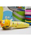 3D Ручка Air Pen Сarboom + Набор цветных трафаретов для рисования!