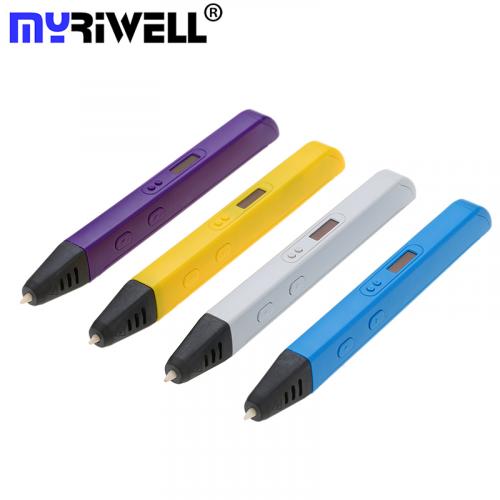 3D ручка MyRiwell V4 USB OLED