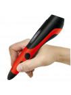 3D Ручка Air Pen Polaroid PLAY Premium + Набора ABS пластика 16 цветов (240 метров) + набор трафаретов для рисования + подставка для ручки + лопатка для снятия рисунков + светящийся PLA пластик 20 метров + коврик для 3D ручки + Power Bank!