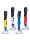 3D Ручка Air Pen Polaroid PLAY VIP + Набор PLA пластика 16 цветов (70 метров) + Сверло для чистки сопла + набор трафаретов для рисования + подставка для ручки + светящийся PLA пластик 10 метров + лопатка для снятия рисунков!