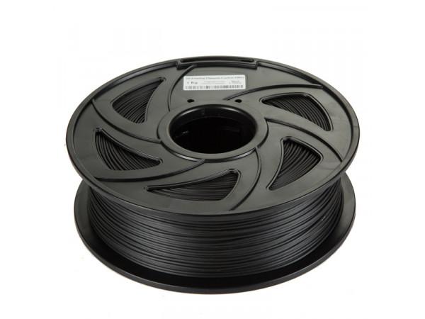 PLA пластик Filament 1.75 мм 1кг (Черный)