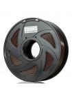 PLA пластик Filament 1.75 мм 1кг (Коричневый)