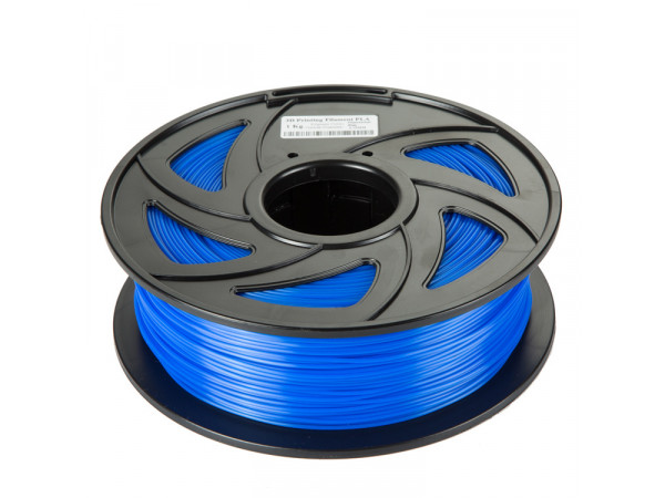 PLA пластик Filament 1.75 мм 1кг (Темно-синий)