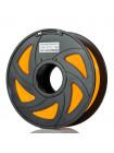 PLA пластик Filament 1.75 мм 1кг (Оранжевый)