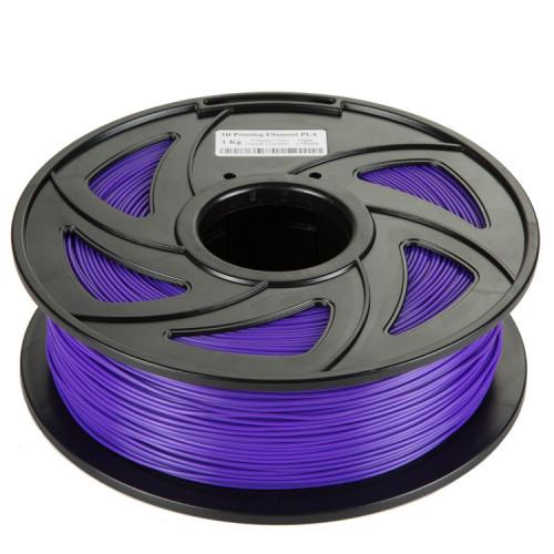 PLA пластик Filament 1.75 мм 1 кг (Фиолетовый)