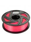 PLA пластик Filament 1.75 мм 1 кг (Малиновый)