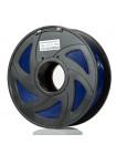 PLA пластик Filament 1.75 мм 1 кг (Темно-синий)