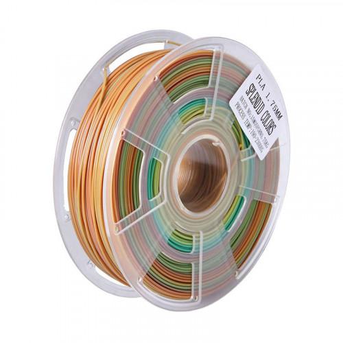 PLA пластик Filament 1.75 мм 1 кг (Переходный)