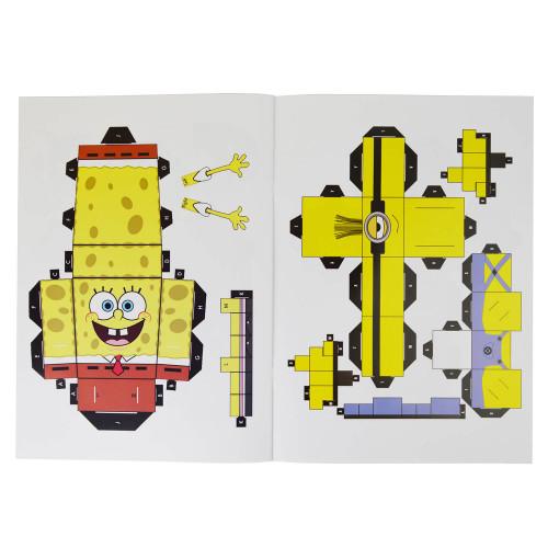 Книга с трафаретами для 3D ручки №2