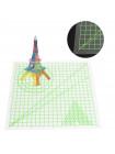 Коврик для 3D рисования (220x220 мм)