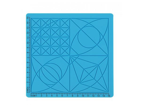 Силиконовый коврик для 3D ручек №3