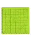 Силиконовый коврик для 3D ручек (Комплект из 4 штук) Green