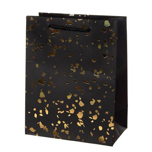Подарочный пакет с фольгированием (Премиум)