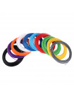 Набор ABS пластика для 3D ручки 1.75 мм / 80 метров (16 цветов по 5 метров)