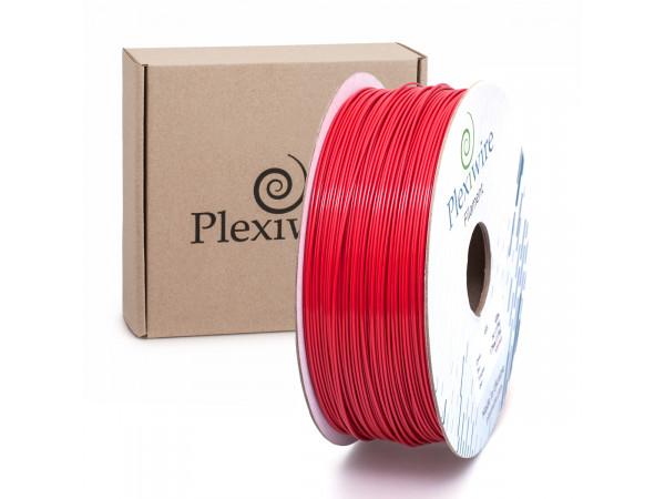 ABS пластик для 3D принтера 1.75мм красный (300м / 0.75кг)
