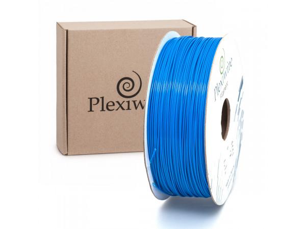 ABS пластик для 3D принтера 1.75мм синий (400м / 1кг)