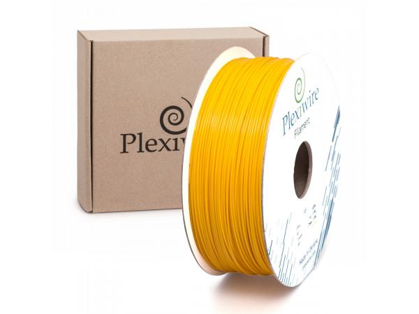 ABS пластик для 3D принтера 1.75мм желтый (400м / 1кг)