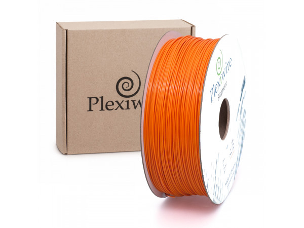 ABS пластик для 3D принтера 1.75мм оранжевый (400м / 1кг)