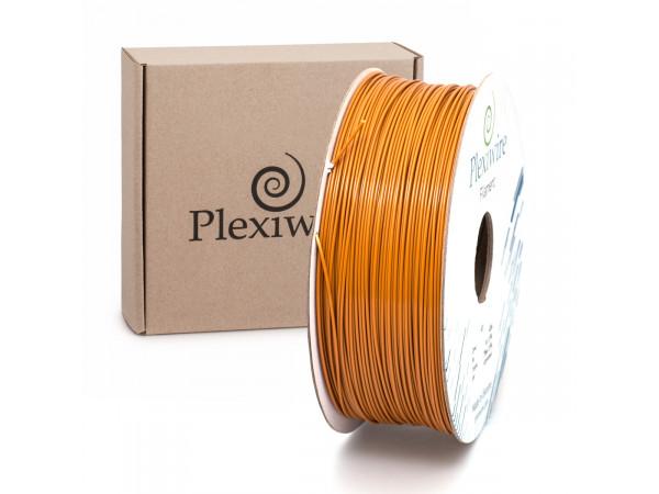 ABS пластик для 3D принтера 1.75мм коричневый (300м / 0.75кг)