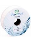 PLA пластик для 3D принтера 1.75мм белый (300м / 0.9кг)