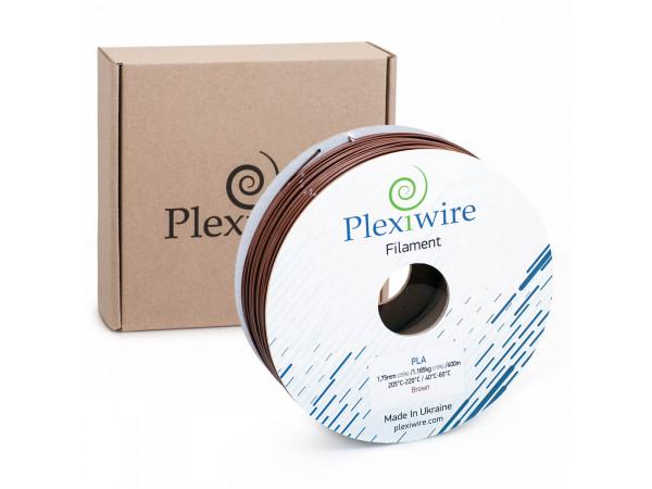 PLA пластик для 3D принтера 1.75мм коричневый (400м / 1.185кг)