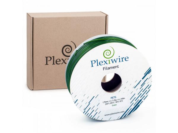 PETG пластик для 3D принтера зеленый 1,75мм (300м / 0,9кг)